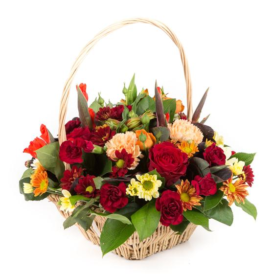 Autumnal Basket